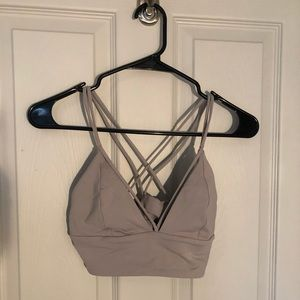 Lululemon Pushing the Limits bra